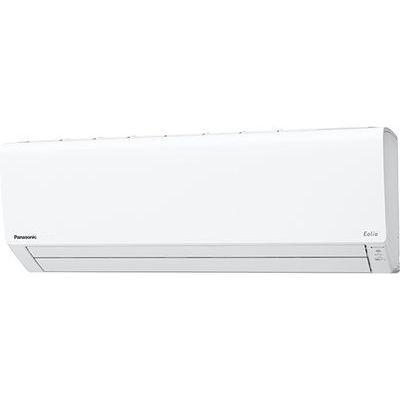 パナソニック Eolia(エオリア) インバーター冷暖房除湿タイプ ルームエアコン (8畳用) (クリスタルホワイト) CS-J259C-W【納期目安:2週間】