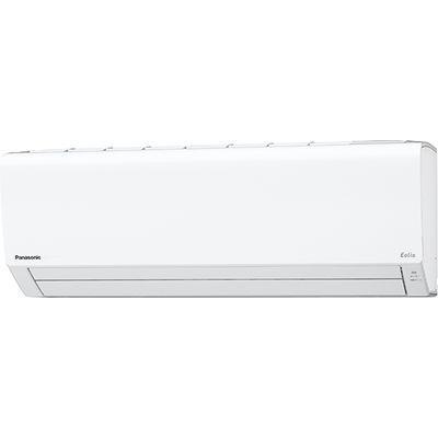 パナソニック Eolia(エオリア) インバーター冷暖房除湿タイプ ルームエアコン (10畳用) (クリスタルホワイト) CS-289CFR-W【納期目安:2週間】