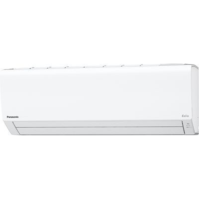パナソニック Eolia(エオリア) インバーター冷暖房除湿タイプ ルームエアコン 単相200V (14畳用) (クリスタルホワイト) CS-409CFR2-W【納期目安:3週間】