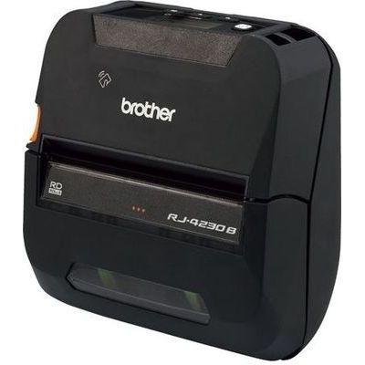 ブラザー 4インチ感熱モバイルプリンター(ラベル・レシート兼用モデル/USB/Bluetooth)RJ-4230B RJ-4230B【納期目安:追って連絡】