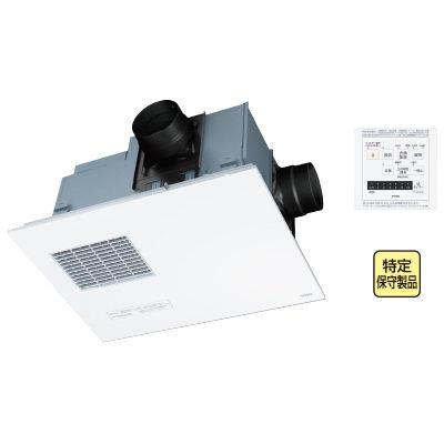 TOTO 『三乾王』 ビルトインタイプ(天井埋め込み)2室換気タイプ(浴室+トイレまたは洗面所)100V(標準リモコン) TYB4012GA