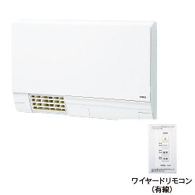 TOTO 洗面所暖房機 「三乾王」 電源直結式、ワイヤードリモコン(有線) TYR330S
