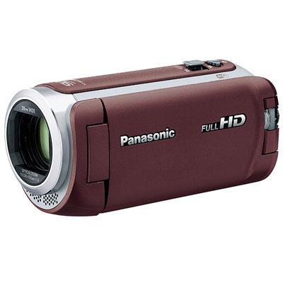 パナソニック デジタルハイビジョンビデオカメラ ブラウン HC-WZ590M-T
