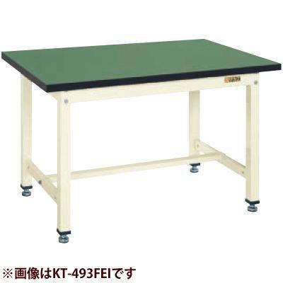 サカエ 中量作業台KTタイプ(改正RoHS10物質対応) KT-383FEI