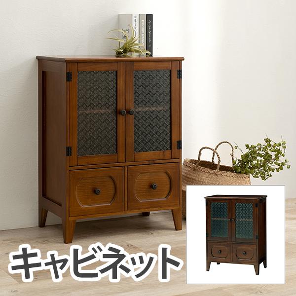 HAGIHARA(ハギハラ) レトロシリーズ キャビネット MCC-5187BR 2101842900