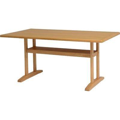 HAGIHARA(ハギハラ) ロータイプダイニングテーブル VDT-7306NA 2090917500