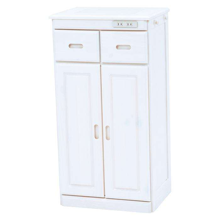 HAGIHARA(ハギハラ) キッチンカウンター(ホワイトウォッシュ) MUD-6523WS 2101821200