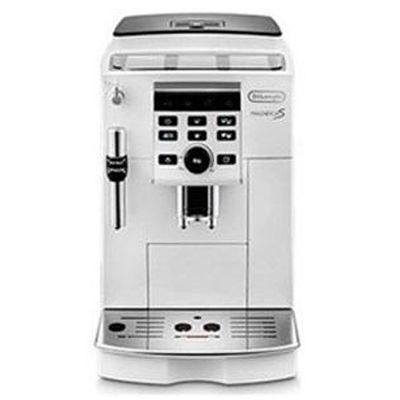 デロンギ De'Longhi コンパクト全自動エスプレッソマシン「マグニフィカS」ホワイト ECAM23120WN