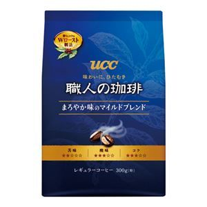その他 (まとめ) UCC UCC 職人の珈琲マイルド300gX6袋【×3セット】 ds-2157429
