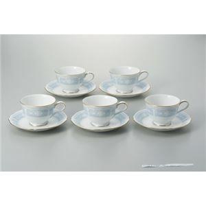 その他 ノリタケカンパニーリミテッド コーヒー碗皿 レースウッド 5客セット ds-2157999