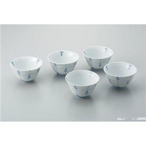 その他 (まとめ) いちがま 反型煎茶碗 めばえ 5客セット【×5セット】 ds-2158003
