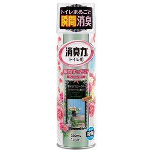 その他 (まとめ) エステー トイレ消臭力スプレーフローラルP 6本【×5セット】 ds-2158226