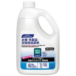 その他 (まとめ) 花王 リセッシュ除菌EX 消臭ストロング業務用 2L【×5セット】 ds-2158254