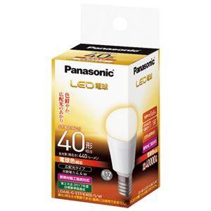 その他 (まとめ) Panasonic LED電球 電球色 LDA4LGE17K40ESW【×5セット】 ds-2158521