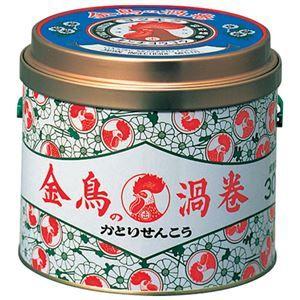 その他 (まとめ) 大日本除蟲菊 金鳥の渦巻 かとりせんこう 30巻 缶入【×10セット】 ds-2158797
