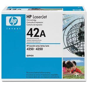 その他 HP トナーカートリッジ42A Q5942A ds-2159379