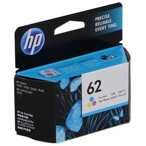 その他 (まとめ) HP インクHP62 C2P06AAカラー【×5セット】 ds-2159463