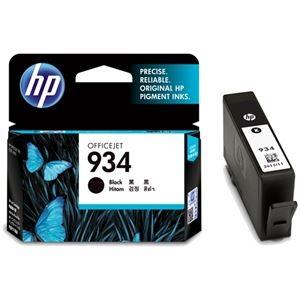 その他 (まとめ) HP インクカートリッジHP934 C2P19AA 黒【×5セット】 ds-2159469