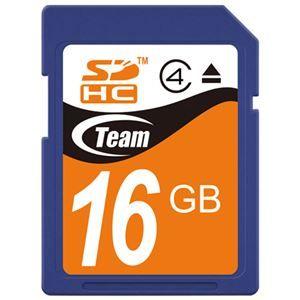 その他 (まとめ) TEAM SDHCカード 16GB TG016G0SD24X【×10セット】 ds-2159523