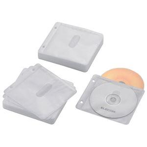 その他 (まとめ) エレコム BD・DVD・CD追加用ポケットCCD-NBWB120WH【×10セット】 ds-2159636