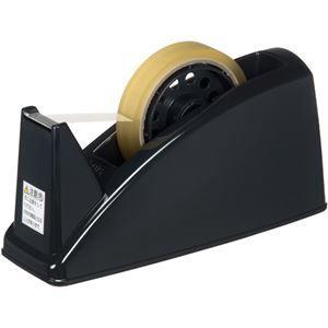 その他 (まとめ) プラス テープカッター TC-101E BK 黒 10台【×3セット】 ds-2159717
