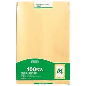その他 (まとめ) マルアイ 事務用封筒 PK-128 角2 100枚【×10セット】 ds-2160091