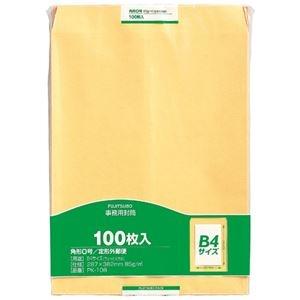 その他 (まとめ) マルアイ 事務用封筒 PK-108 角0 100枚【×5セット】 ds-2160094