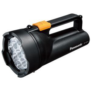 その他 (まとめ) Panasonic ワイドパワーLED強力ライト BF-BS05P-K【×3セット】 ds-2160331