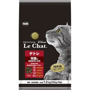 その他 (まとめ)プロステージ ル・シャット デトレ 1.2kg(200g×6袋)【×6セット】【ペット用品・猫用フード】 ds-2162431