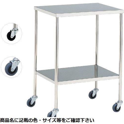 松吉医科器械 器械台 手摺なし(φ50mm) MY-1006A(600×450×800 01-2260-00