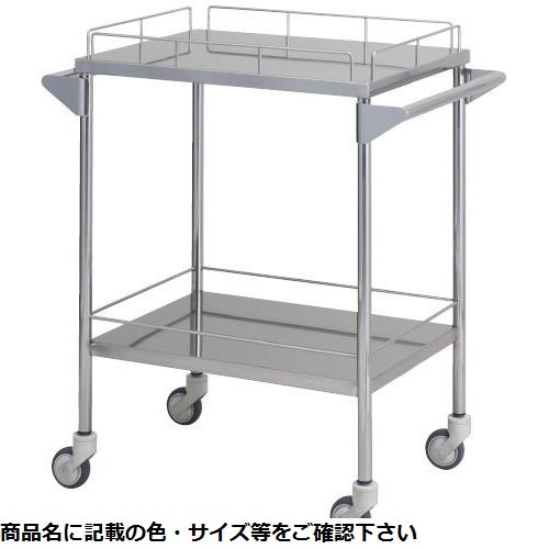 松吉医科器械 サイレントワゴン SWG-B002(600×450×800 23-7309-00【納期目安:1週間】