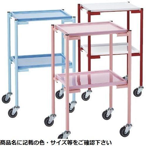 松吉医科器械 カラフルナースワゴン YL-NW5P(ピンク) CMD-00874308【納期目安:3週間】