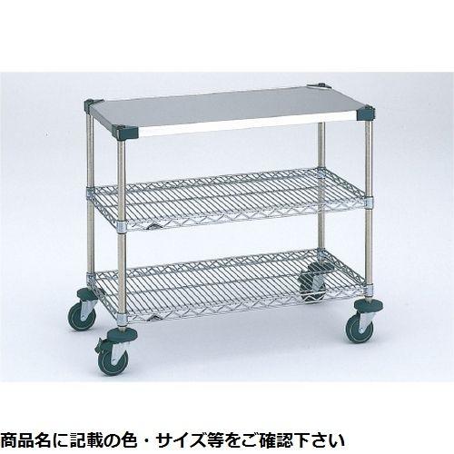 エレクター ワーキングカート2型 NWT2B-S(911×461×815) CMD-00018132【納期目安:2週間】