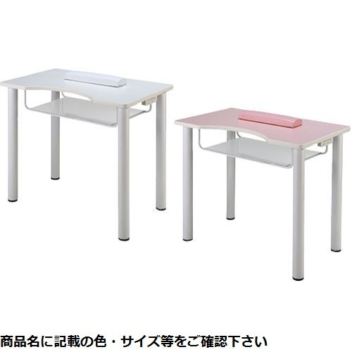 松吉医科器械 SN採血テーブル SN-T004P(ピンク) CMD-00876699【納期目安:1週間】