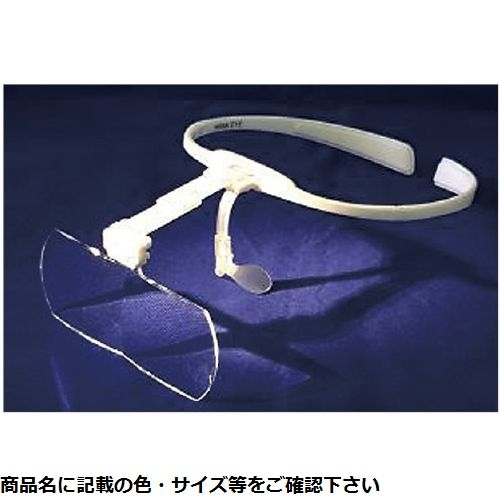 その他 ハマットホークアイ簡易型ルーペ HAC-3/16(1.6バイ)ホワイト CMD-00874247