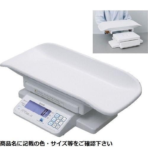 タニタ デジタルベビースケール(検定品) BD-715A 6区仕様 23-5491-0006【納期目安:1週間】