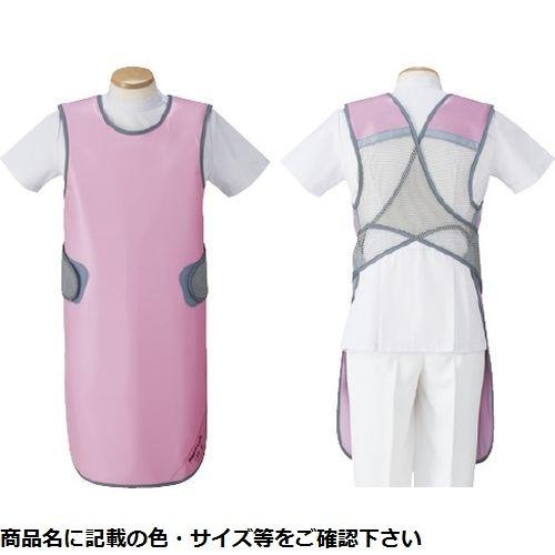 マエダ 防護衣 シンプラークール SMA-25L(ソフライト) ピンク【医療機関のみ注文可】 CMD-0003281301【納期目安:1週間】