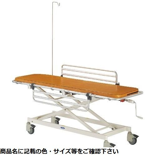 日進医療器 ストレッチャー用酸素ボンベ受け金具 TY208-1(MRIシツヨウ) CMD-00854331【納期目安:2週間】
