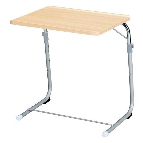 その他 折りたたみサイドテーブル FST(ナチュラル) 24-6562-00【納期目安:2週間】