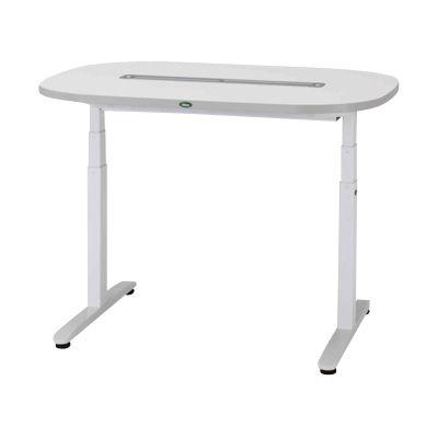 サカセ化学工業 ナーシングテーブル(天板電動昇降式) NT-101S(1200×900) CMD-00878003【納期目安:1週間】