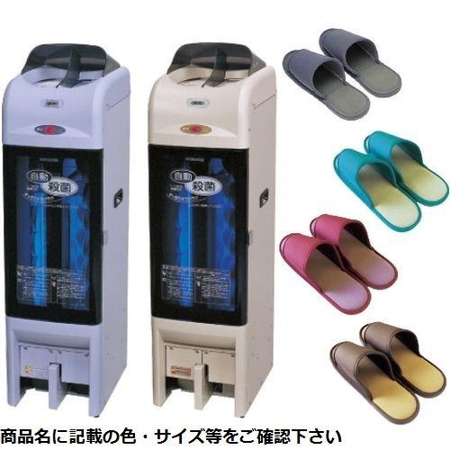 新鋭工業 スリッパ殺菌ディスペンサー用スリッパ ワインレッド(10ソク) CMD-00112985