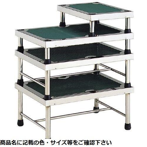 松吉医科器械 踏台(積重ね式) MY-3025(500×350×120) CMD-00116330