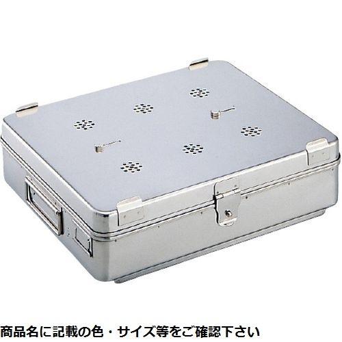 その他 中材用角型カスト(Cタイプ)大 M-32C(35.5×29×8.5cm) CMD-00169620【納期目安:3週間】