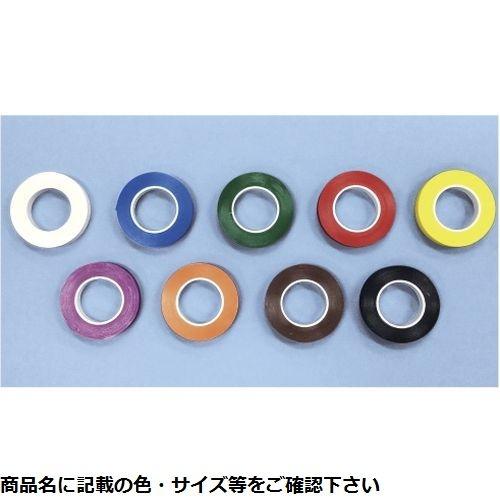 その他 【4個セット】器材識別用カラーテープ T-250(6.4mm×7.61M) 黄 24-3403-0105【納期目安:1週間】