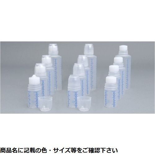 その他 エムアイケミカル 投薬瓶Mボトル(滅菌済) 60CC(15ホン×20フクロ入り) キャップ:赤 CMD-0002519005