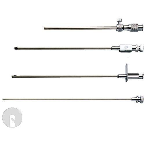 その他 胸・肋膜生検針(コープ針) K-18-01 (11G×80mm) CMD-00082150【納期目安:1ヶ月】