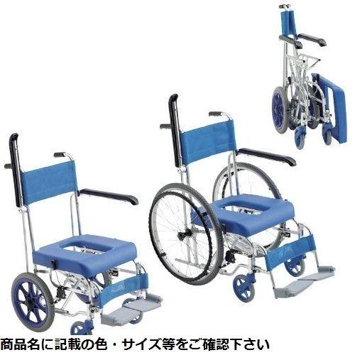 その他 ミキ シャワー用車いすフローラ(介助用) MHC-46 CMD-00509022