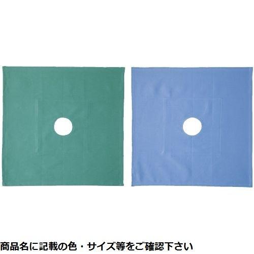 イワツキ 穴布(丸穴)φ120mm 900×900mm(5枚入り) ブルー CMD-0086707602