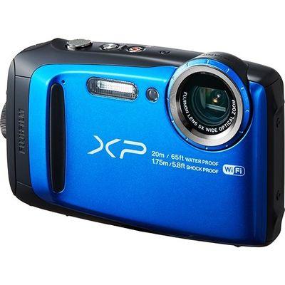 富士フイルム 富士フイルム ファインピックス XP120 ブルー 1台 4547410344318【納期目安:2週間】