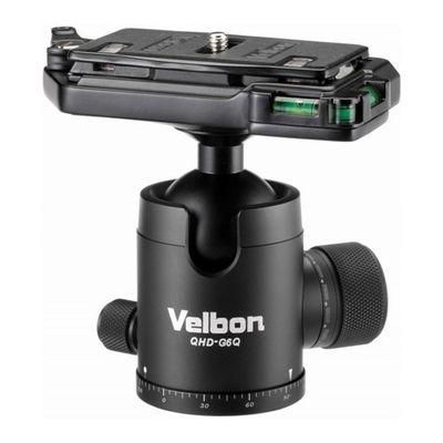ベルボン ベルボン ボールヘッドシリーズ自由雲台 QHD-G6Q 1コ入 4907990471642【納期目安:2週間】